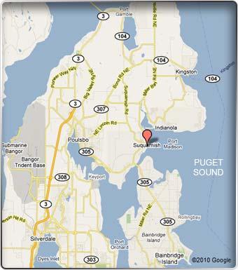 Map Burton Motorsports